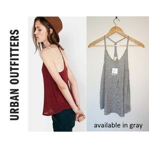 Urban Outfitters silence + noise Lina tank top